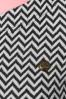 Blutsgeschwister Transatlantic Black White Zigzag Dress 102 14 19168 20160825 0008A