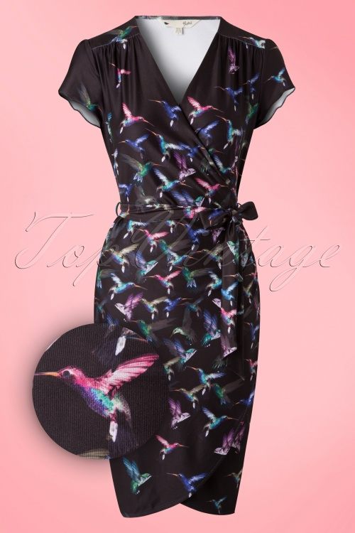 Yumi Humming Bird Dress 100 14 18339  20160120 001WV