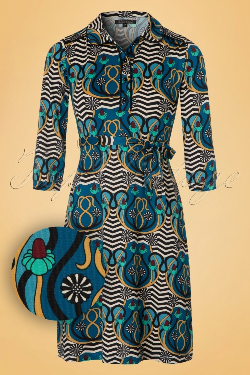 king louie polo dress