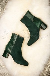 Miss L Fire Jean Green Boots 430 40 18781 08252016 041W