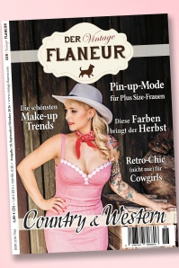 Der Vintage Flaneur Ausgabe 18, 2016