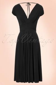 50s Jane Dress in Black