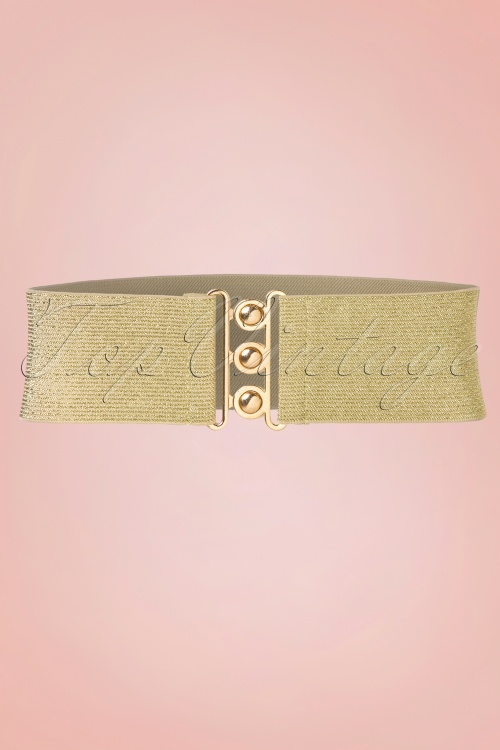 Bunny Stardust Belt Gold 230 91 1958709012016 001aW