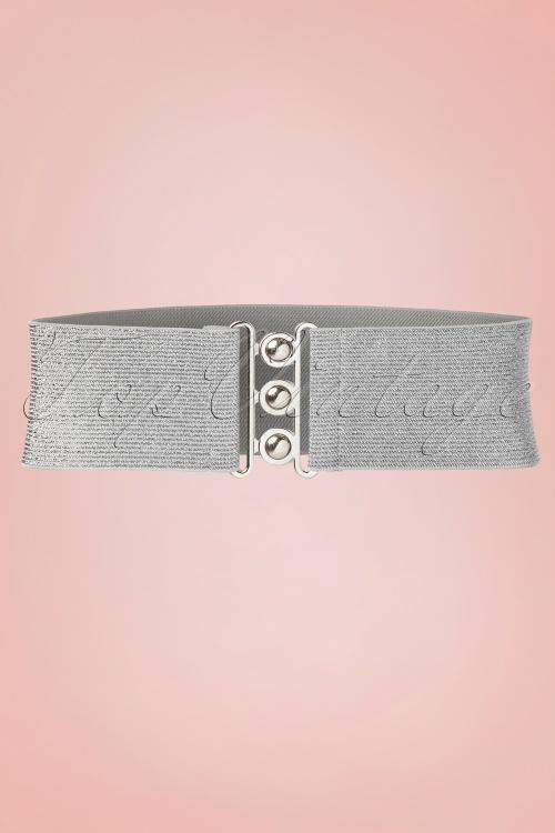 Bunny Stardust Belt Silver 230 92 19586 09012016 010aW
