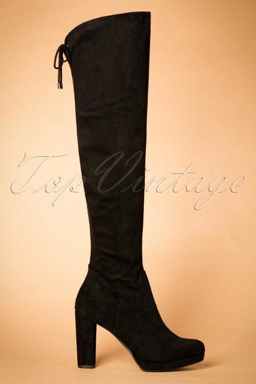 Tamaris Black Boots 440 10 18802 09052016 013W