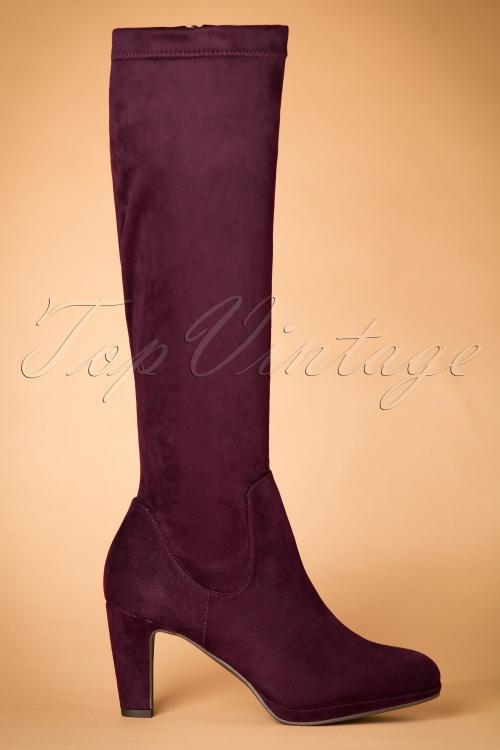 Tamaris Vine High Boots 440 60 18799 09052016 018W