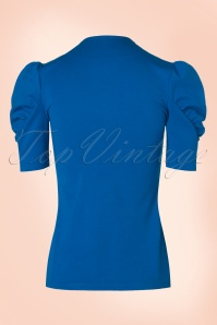 Vixen Dita Top in Blue 113 30 19461 20160914 0011W