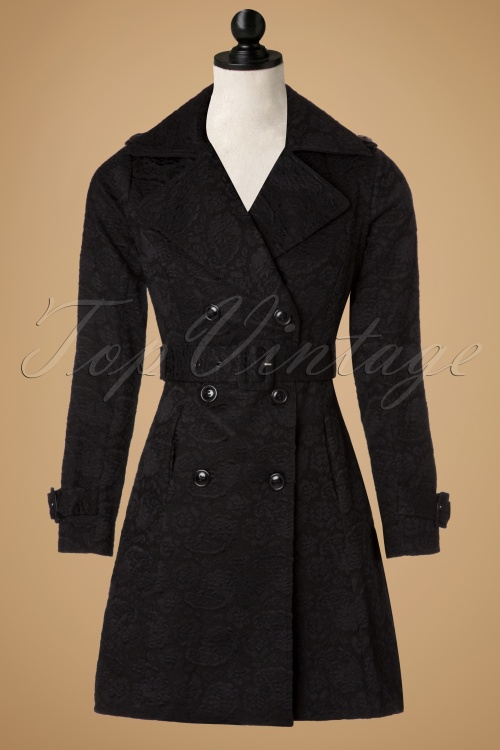 Vixen Susan Black Lace Jacket 152 10 19475 20160914 0003W