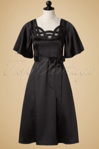 Vixen Black Mesh Dress 106 10 19439 20160914 0003pop