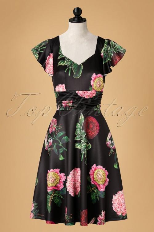 Vixen Mabel Black Floral Dress 106 14 19449 20160916 0003pop