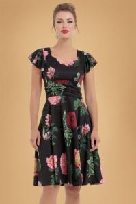 Vixen Mabel Black Floral Dress 106 14 19449 20160916 1