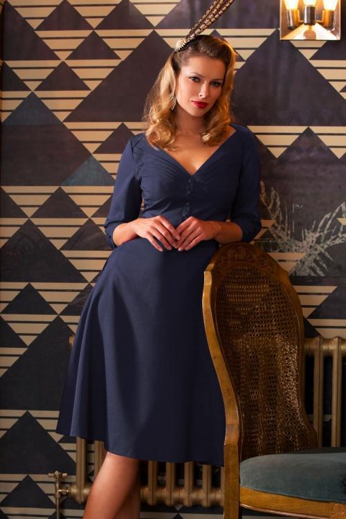 Vixen Red A line Dress 102 20 19431 20160914 001