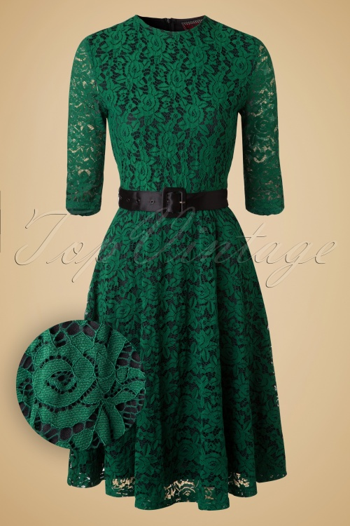 Vixen Green Lace Dress 102 40 15247 03232015 02W2