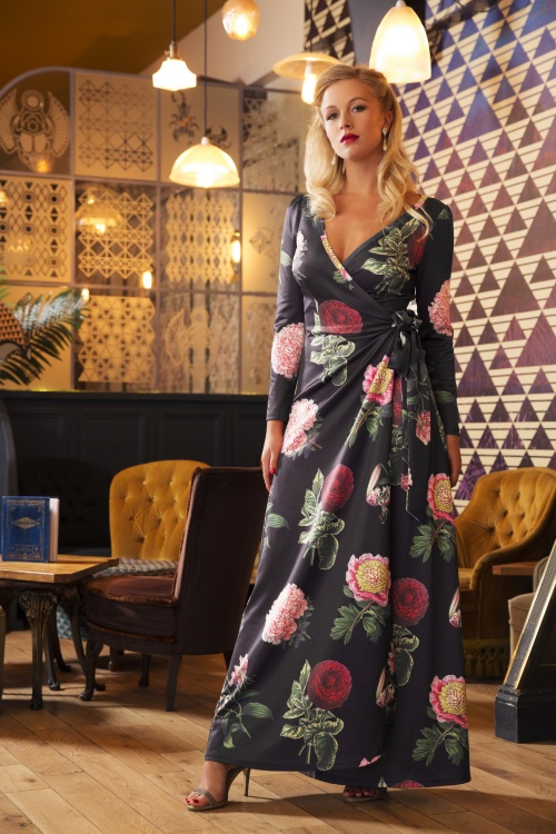 Vixen Long Floral Wrap Dress 108 14 19450 20160914 1