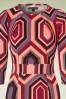 King Louie Mona Dress Smoked Purple 100 69 19101 20160912 0003C