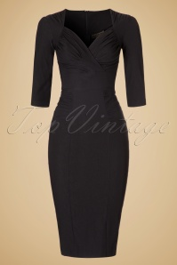 Stop Staring Black Loma Pencil Dress 100 10 19485 20160701 0006W