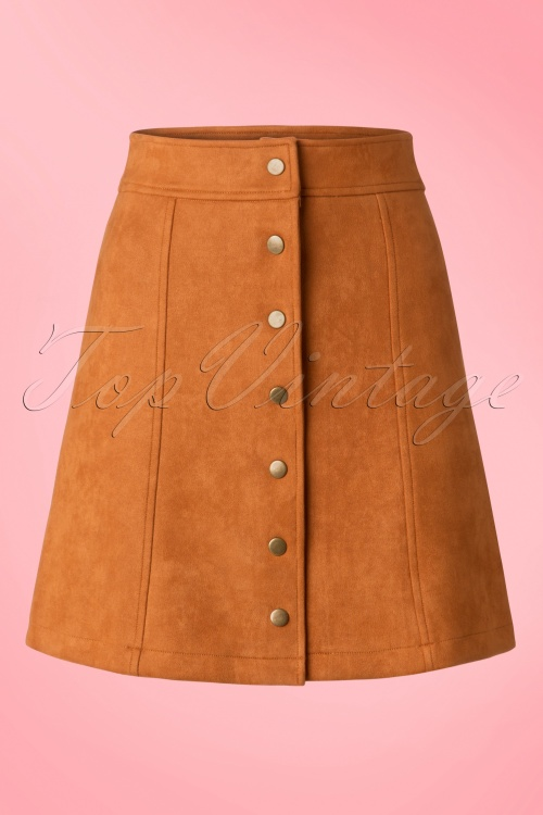 Bright and Beatiful India Skirt in Rust 18827 20160531 0007W