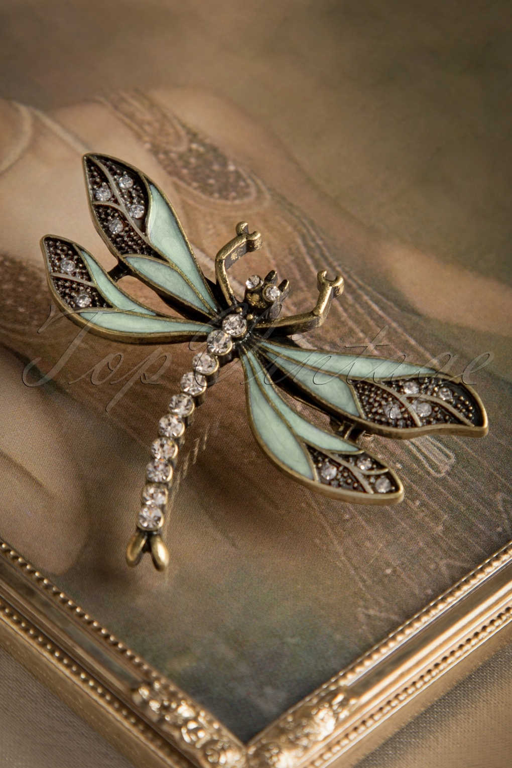 8 Easy 1920s Costumes You Can Make 20s How To Train Your Dragonfly Brooch £16.09 AT vintagedancer.com