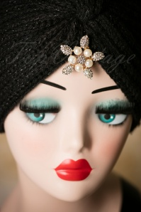 Alice Hannah Turban with brooch 202 10 19371 09272016 014W