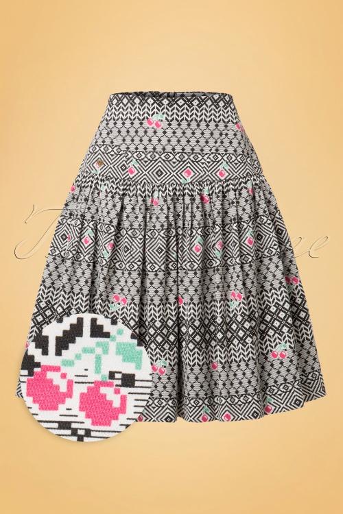 Blutsgeschwister Plovdiv Glamour Skirt 122 19 19174 20160927 0003wv