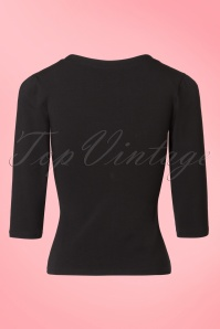 Miss Candyfloss Black Top 113 10 19402 20160927 0001W