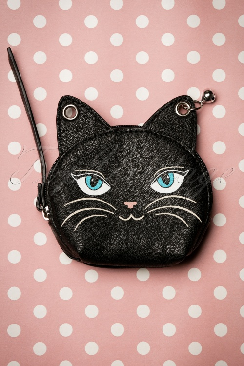 Dancing Days by Banned Black Cat Purse 220 10 19979 09272016 002W