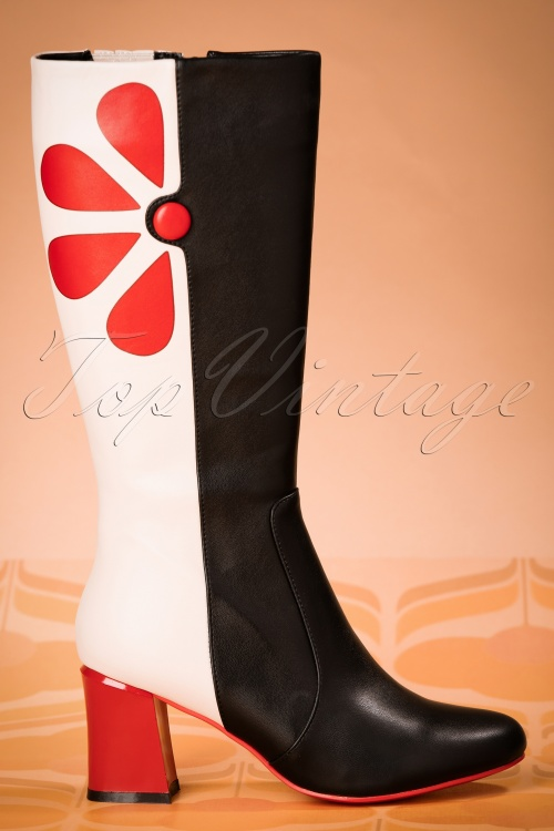 Dancing Days by Banned Srawberry Boots 440 10 19270 09282016 019W