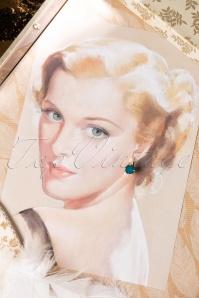 Lovely Cushion Cut Earrings 333 30 20033 10032016 007W