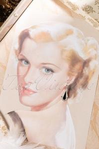 Lovely Art Deco Earrings 335 10 11316 10032016 011W