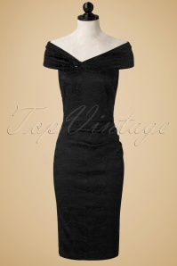 Vixen Maisie Black Lace Pencil Dress 100 10 19445 20160914 0002Wdoll