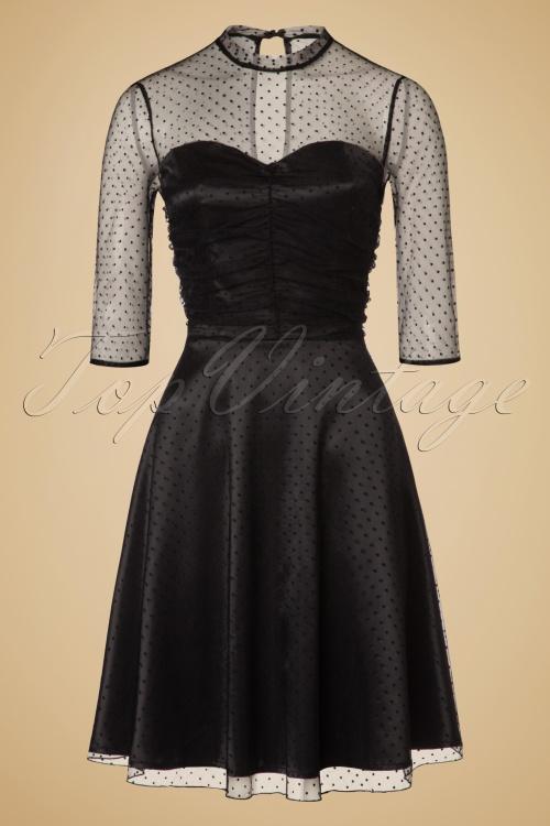 Vixen Olivia Black Dress 102 10 19434 20161004 0002W