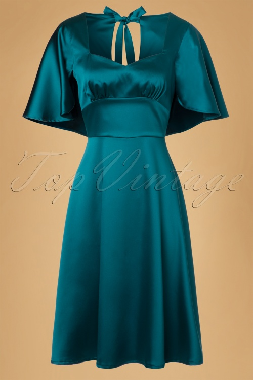 Vixen Harper Blue Dress  106 30 19451 20161004 0007W