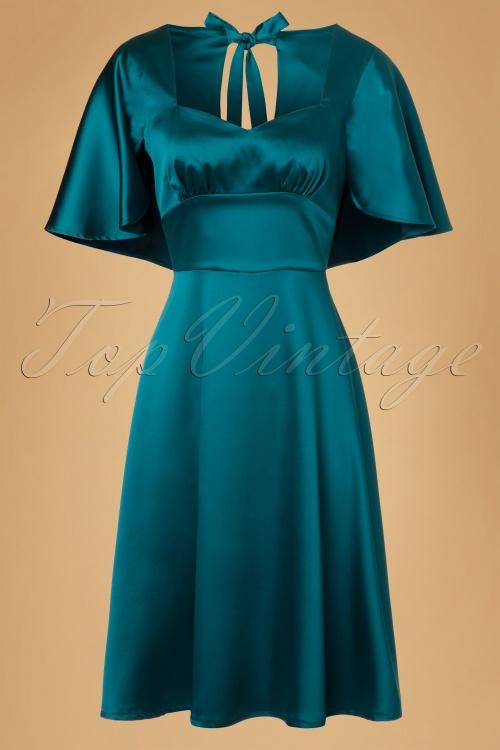 Vixen Harper Blue Dress  106 30 19451 20161004 0007W