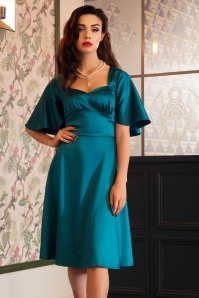 Vixen Harper Blue Dress  106 30 19451 20161004 001