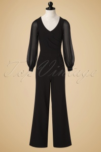 Vixen Rosemary Jumpsuit in Black 133 10 19473 20161005 0003wdoll