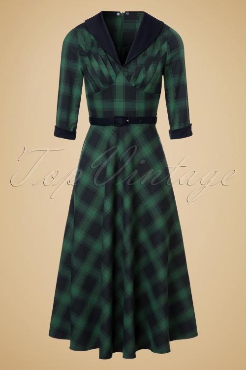 597a23ca79589b Vixen Lola Green Checkered Dress 102 49 19453 20161004 0008W