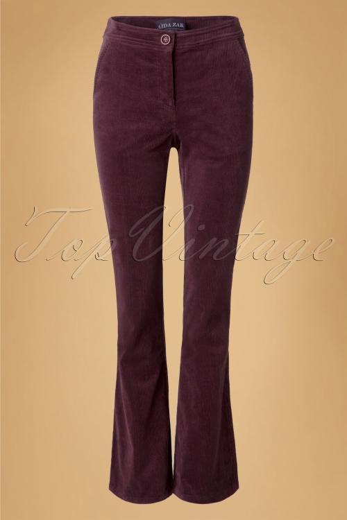 Aida Zak Holiday Corduroy Trousers  18673 20160531 0009w