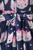 Lady V Retro Cat Print Tea Dress 102 39 20093 20161010 0009