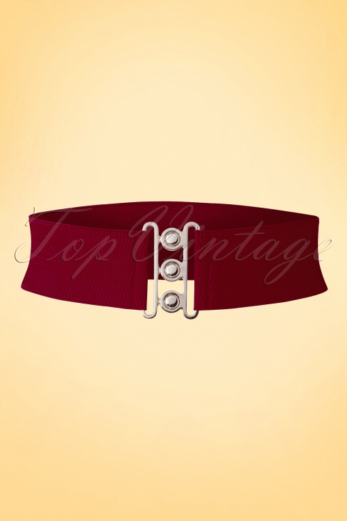 Banned Belt Royal Burgundy  230 20 20064 20160308 002