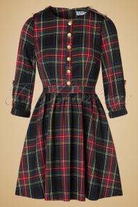 Minueto Scotch Dress in Green 102 49 18841 20161010 0006W