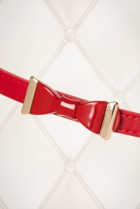 Dancing Days by Banned Ribbon Belt in Red 230 20 20088 10112016 008