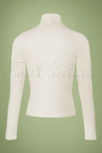 Dancing Days by Banned Classic Off White Turtle Neck 113 50 19730 20161011 0007w