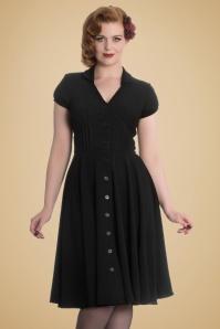 Bunny Keely Swing Dress in Black 102 20 19562 20161013 0011