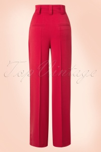 Miss Candyfloss Vintage Trousers 131 20 16255 20151203 0003W
