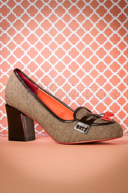 Dancing Days by Banned Lust For Life Pumps 400 79 19264 10112016 016W