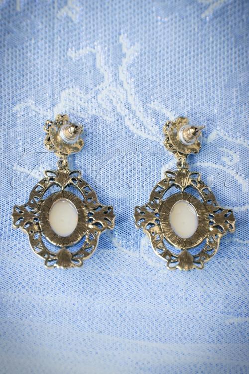 Sexy Lingom vintage look earrings