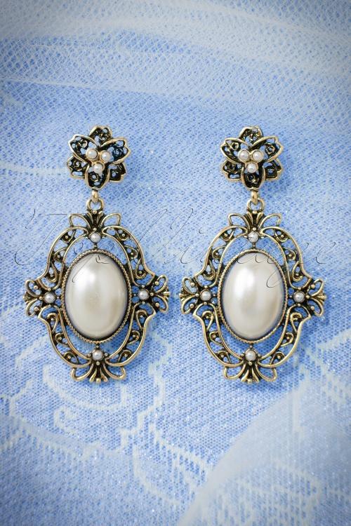 Kaytie Vintage Look Earrings 334 51 20121 06102015 001W