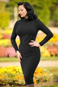 Glamour Bunny Lauren Pencil Turtleneck Dress 100 40 19691 20161014 0011 modelfotow