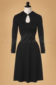 Vixen Dita Black Dress 102 10 19448 20160914 0003W