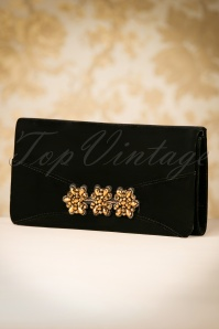 Kaytie Black clutch 210 10 20129 10202016 018W